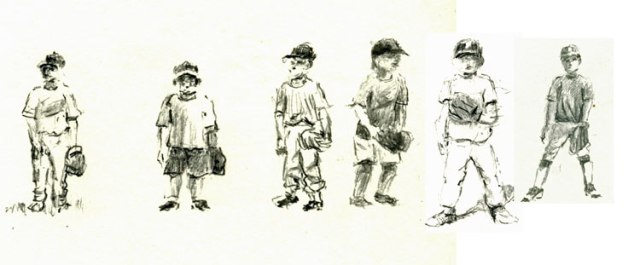 drawing-baseball-boys