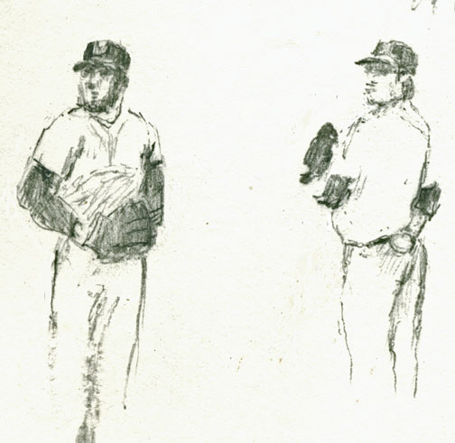 drawing-two-pitchers