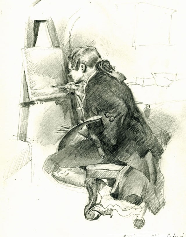 drawing-museum-meissonier