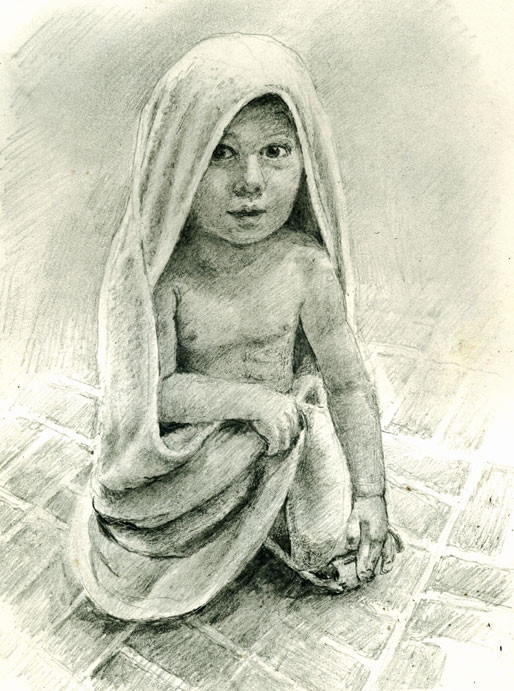kids-drawing-towel
