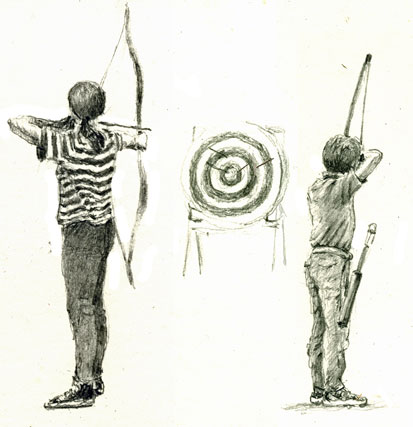 drawings-kids-archery-2a